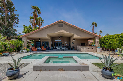 Cathedral City Single Family Home For Sale: 68175 Tachevah Drive