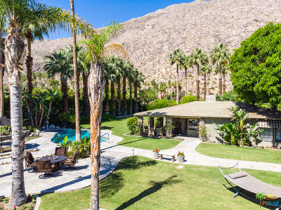 Palm Springs Single Family Home For Sale: 700 W Ramon Road
