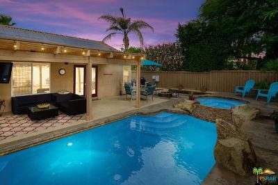 Palm Desert Single Family Home Contingent: 37706 Drexell Drive