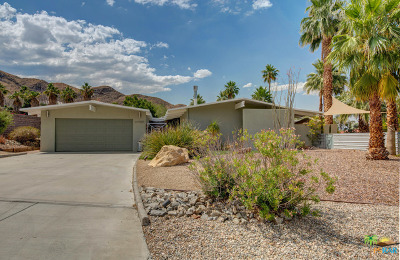 Cathedral City Single Family Home For Sale: 67900 Carroll Drive