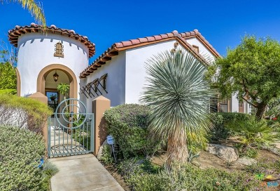 Cathedral City Single Family Home For Sale: 312 Via Napoli