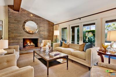 Palm Springs Single Family Home Contingent: 555 W Via Lola