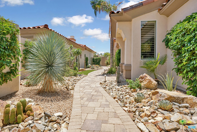 Palm Desert Single Family Home For Sale: 513 N Falcon View Circle