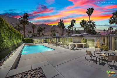 Palm Springs Single Family Home For Sale: 955 W Ceres Road