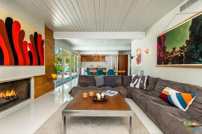 Palm Springs Single Family Home Contingent: 1154 E Padua Way