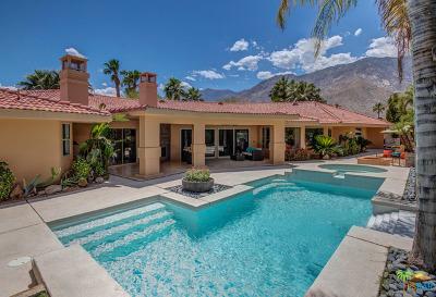 Palm Springs Single Family Home For Sale: 950 Azalea Circle