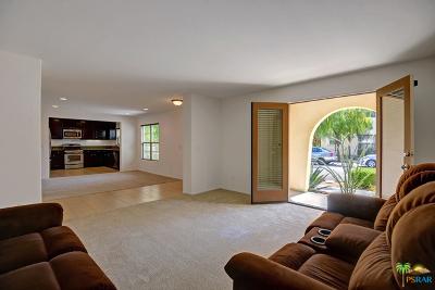 Palm Desert Condo/Townhouse Sold: 249 Paseo Gregario