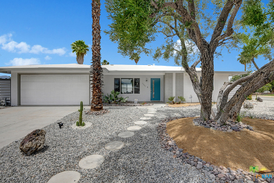 Palm Springs Single Family Home For Sale: 1188 E Duro Circle