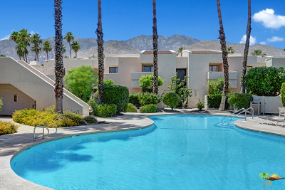 Palm Springs Condo/Townhouse For Sale: 1692 S Andee Drive