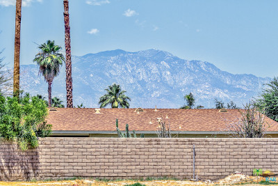 Palm Desert Residential Lots & Land Contingent: 43111 Silk Tree
