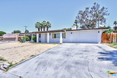 Palm Desert Single Family Home For Sale: 74682 Gary Avenue