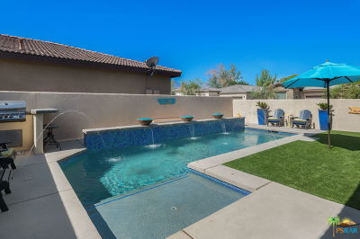 Indio Single Family Home For Sale: 82695 Chaplin Court