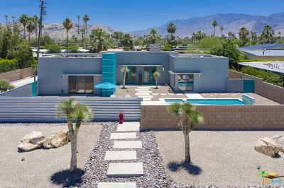 Palm Springs Single Family Home Contingent: 1629 E Sunny Dunes Road