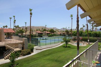 Palm Springs Condo/Townhouse For Sale: 2190 S Palm Canyon Drive #59