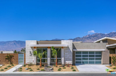 Palm Springs Single Family Home For Sale: 1205 Cyan Lane