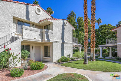 Palm Springs Condo/Townhouse For Sale: 2701 E Mesquite Avenue #Y123