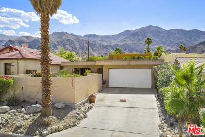La Quinta Single Family Home For Sale: 54895 Avenida Alvarado