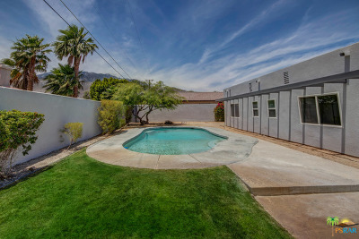 Palm Springs Single Family Home For Sale: 2239 E Powell Road