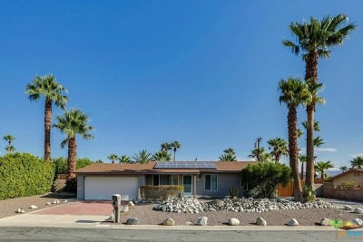 Palm Springs Single Family Home For Sale: 2292 E Bellamy Road