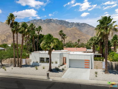 Palm Springs Single Family Home For Sale: 1805 N Nogales Way