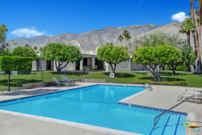 Palm Springs Condo/Townhouse For Sale: 1370 E Marion Way