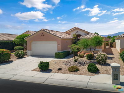 Palm Desert Single Family Home Contingent: 78235 Silverleaf Court