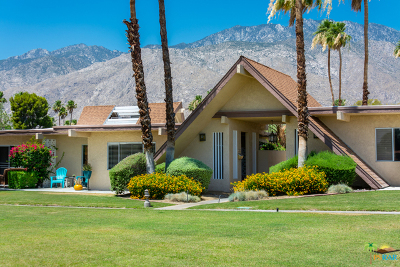 Palm Springs Condo/Townhouse For Sale: 2011 E Tachevah Drive