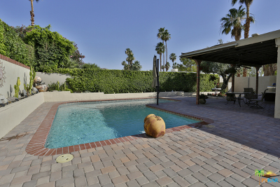 Rancho Mirage Single Family Home For Sale: 71443 Halgar Road
