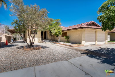 Cathedral City Single Family Home For Sale: 27925 Ventura Drive