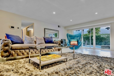 Palm Springs Single Family Home For Sale: 421 N Farrell Drive