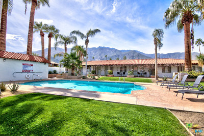 Palm Springs Multi Family 5+ For Sale: 280 E Mel Avenue