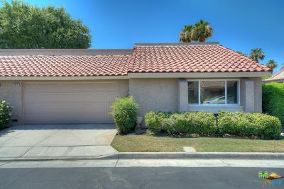 Palm Desert Condo/Townhouse For Sale: 74785 San Cristoval Circle