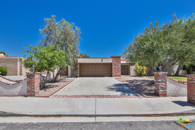 Palm Springs Single Family Home For Sale: 3354 E Chia Road