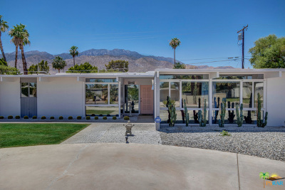 Palm Springs Single Family Home For Sale: 317 N Monterey Road