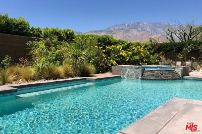 Palm Springs Single Family Home For Sale: 1659 Enclave Way