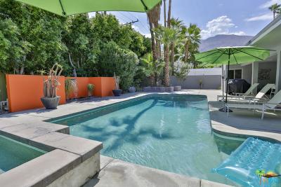 Palm Springs Single Family Home For Sale: 1127 E Mesquite Avenue