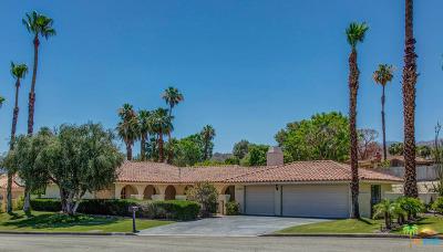 Palm Desert Single Family Home For Sale: 72531 Greenbriar Lane