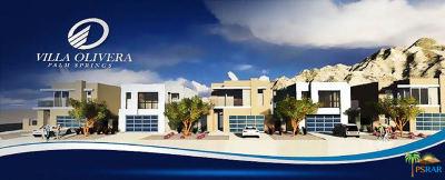 Palm Springs Single Family Home For Sale: 201 W Via Olivera