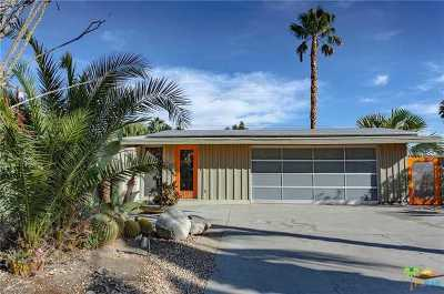 Palm Springs Single Family Home Contingent: 2190 N Cerritos Drive