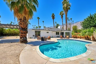 Palm Springs Single Family Home For Sale: 564 N Cantera Circle