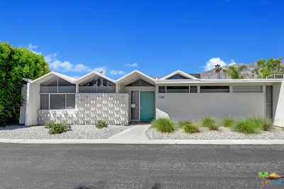 Palm Springs Condo/Townhouse Contingent: 1760 S Araby Drive