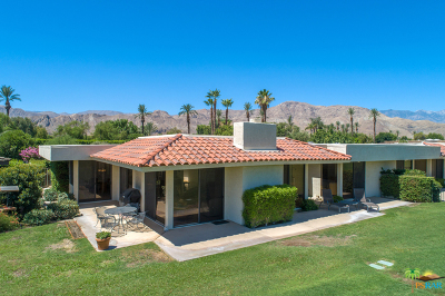 Rancho Mirage Single Family Home For Sale: 6 Duke Drive