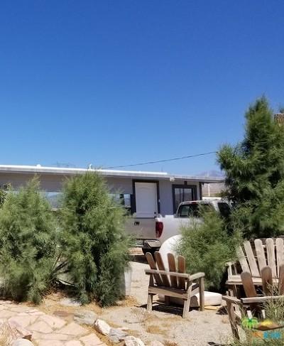 Palm Springs Single Family Home For Sale: 16365 Diablo Street