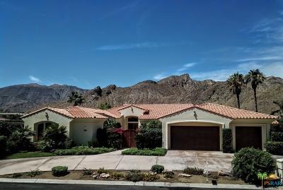 Rancho Mirage Single Family Home For Sale: 71335 W Thunderbird Terrace