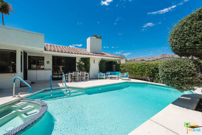Rancho Mirage Single Family Home For Sale: 12 Wesleyan Court