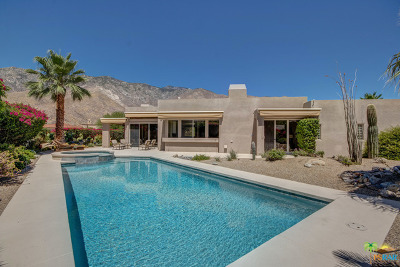 Palm Springs Single Family Home For Sale: 3120 Marigold Circle