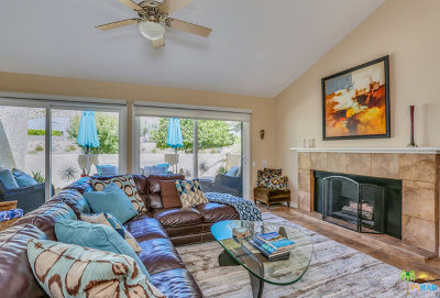Palm Springs Condo/Townhouse Contingent: 2600 S Palm Canyon Drive #25
