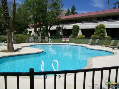 Palm Springs Condo/Townhouse For Sale: 420 N Villa Court #101