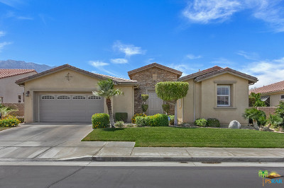 Palm Springs Single Family Home For Sale: 3661 Cassia
