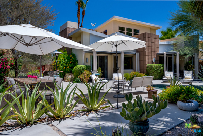 Palm Springs Single Family Home For Sale: 873 Oceo Circle
